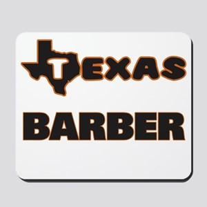 Texas Barber Mousepad