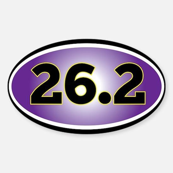 26.2 Marathon sticker Decal