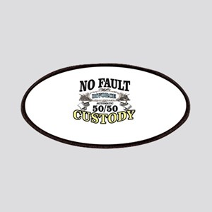 true fairness 50 50 Custody Patch