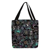 Horror Polyester Tote Bag