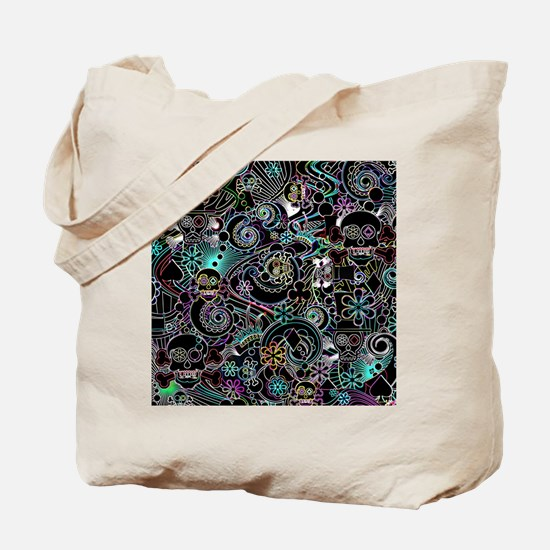 Funny Gothic Tote Bag