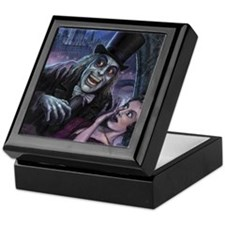 Vampire of London Keepsake Box