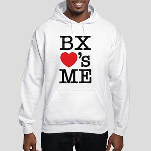 BRONX LOVE'S ME Jumper Hoody