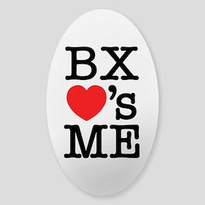 BRONX LOVE'S ME Sticker