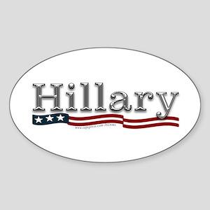 Hillary'16 Sticker