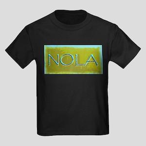 NOLA OLIVE TURQ T-Shirt