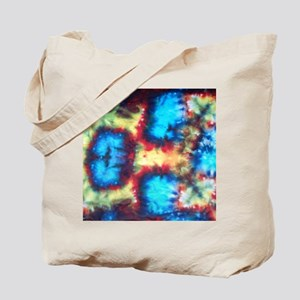 Tie Dye design Tote Bag