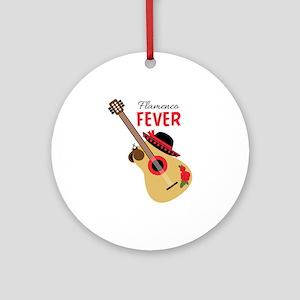 Flamenco Fever Ornament (Round)