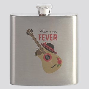 Flamenco Fever Flask