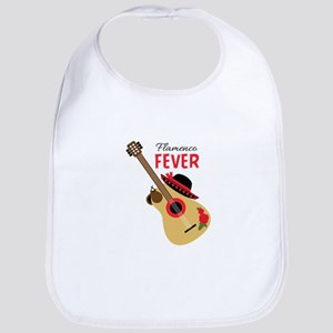 Flamenco Fever Bib