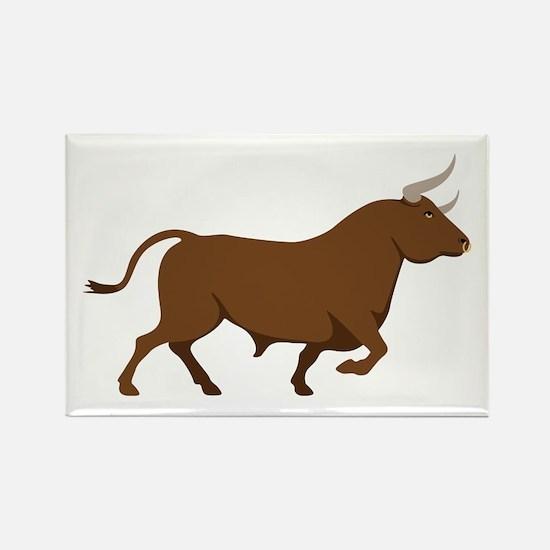 Spanish Bull Magnets