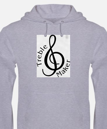 Treble Maker Jumper Hoody
