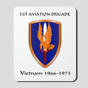 1st Aviation Brigade Mousepad