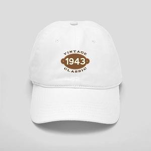 1943 Birth Year Birthday Cap