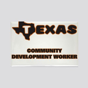 Texas Community Development Worker Magnets