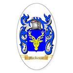 MacKenzie Sticker (Oval 10 pk)