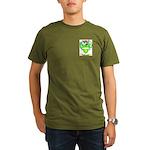 MacKenna Organic Men's T-Shirt (dark)
