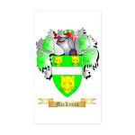 MacKenna Sticker (Rectangle 10 pk)