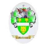 MacKenna Ornament (Oval)