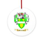 MacKenna Ornament (Round)