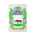 Macken Rectangle Magnet (10 pack)