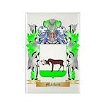 Macken Rectangle Magnet (100 pack)