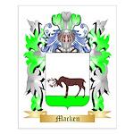 Macken Small Poster