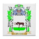 Macken Tile Coaster