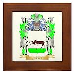 Macken Framed Tile