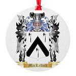 MacKelloch Round Ornament
