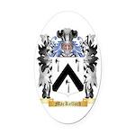 MacKelloch Oval Car Magnet