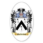 MacKelloch Sticker (Oval 50 pk)