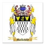 MacKehilly Square Car Magnet 3