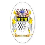 MacKehilly Sticker (Oval 10 pk)