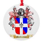 MacKeehan Round Ornament