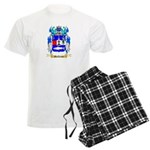 MacKeane Men's Light Pajamas
