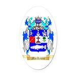MacKeane Oval Car Magnet
