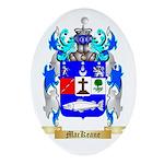 MacKeane Ornament (Oval)