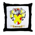 MacKeag Throw Pillow