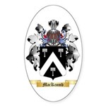 MacKcomb Sticker (Oval 10 pk)