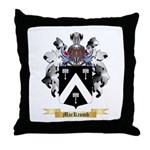 MacKcomb Throw Pillow