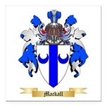 Mackall Square Car Magnet 3
