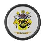 MacKain Large Wall Clock