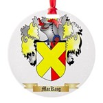 MacKaig Round Ornament