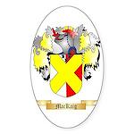 MacKaig Sticker (Oval 10 pk)