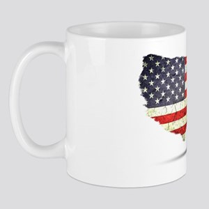 Flag USA Mug