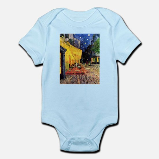 Van Gogh, Cafe Terrace at Night Body Suit