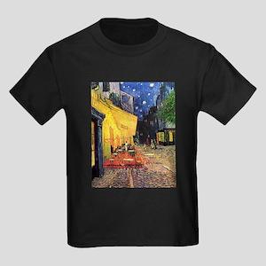 Van Gogh, Cafe Terrace at Night T-Shirt