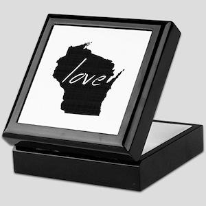 Love Wisconsin Keepsake Box