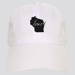Love Wisconsin Cap